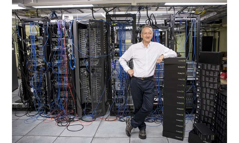 'Godfather' of deep learning is reimagining AI