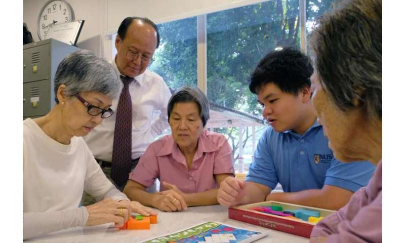 Good nutrition, physical training and mental exercises can reverse physical frailty in the elderly: NUS study