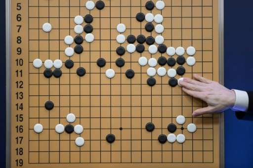 Google's artificial intelligence programme AlphaGo will face the world's top-ranked Go player, China's 19-year-old Ke Jie, in a