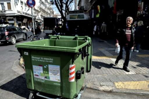 Greece has been repeatedly fined over its failure to clamp down on illegal landfills