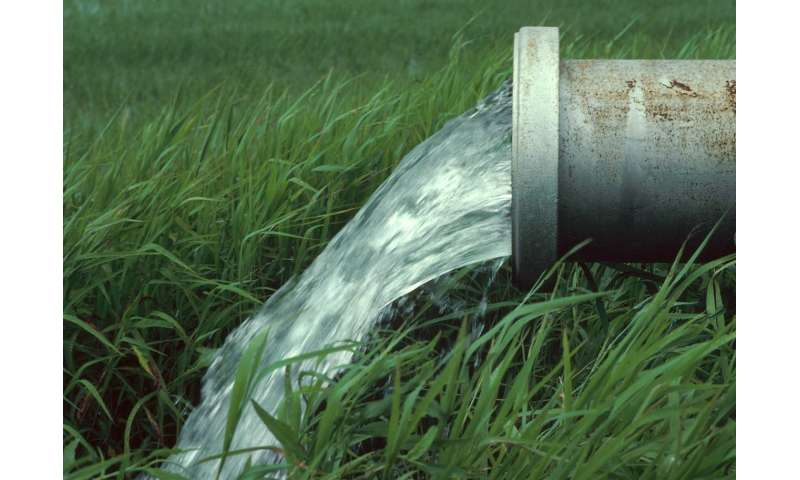 Groundwater depletion could be significant source of atmospheric carbon dioxide