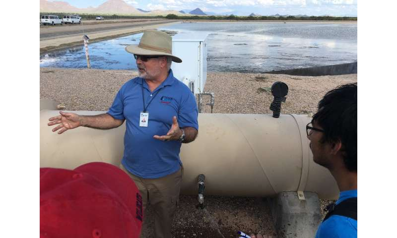 Groundwater recharge in the American west under climate change