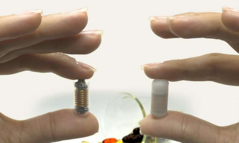 Guts and glory for RMIT smart pills