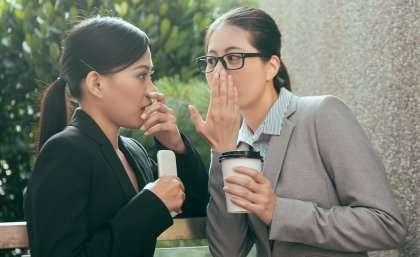 Have you heard? Gossiping isn't all bad
