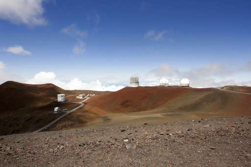 Hawaii land board grants permit to build divisive telescope