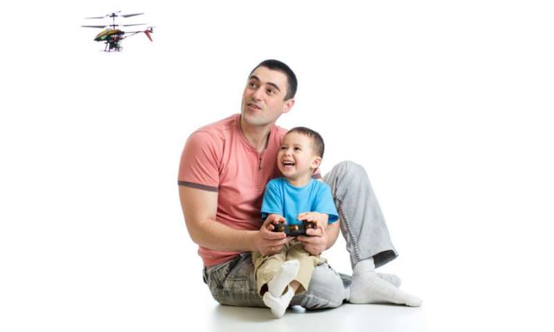 Helicopter or lawnmower? Modern parenting styles can get in the way of raising well-balanced children