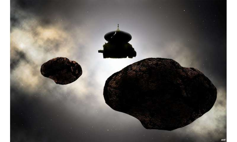 Help nickname New Horizons' next flyby target