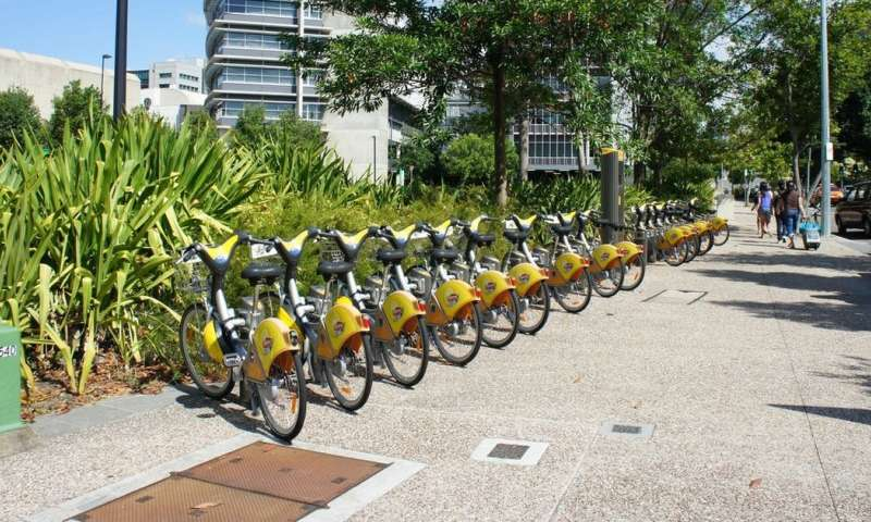 Here's what bike-sharing programs need to succeed