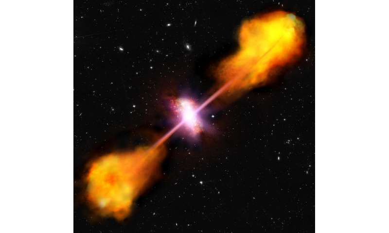 Herschel data links mysterious quasar winds to furious starbursts