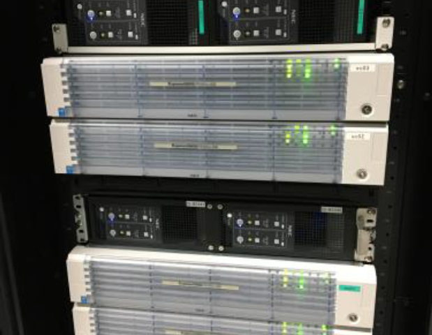High-performance computation is available by cloud computing