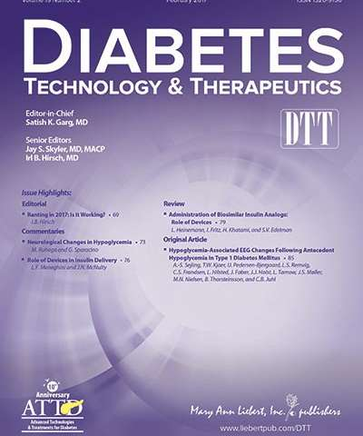 Home use of hybrid closed-loop insulin delivery system shown safe and effective