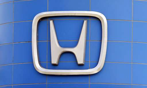 Honda plans mostly self-driving car, follows Waymo, others