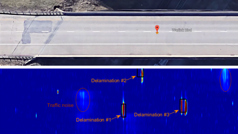 How acoustics can be an early warning system for bridges