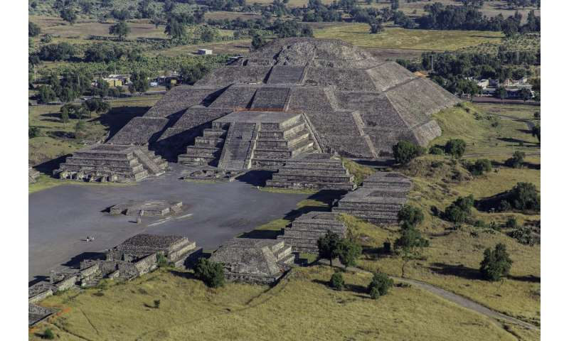 How Teotihuacan's urban design was lost and found