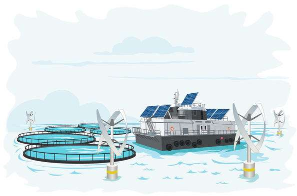 How to make the fish farming industry more climate friendly