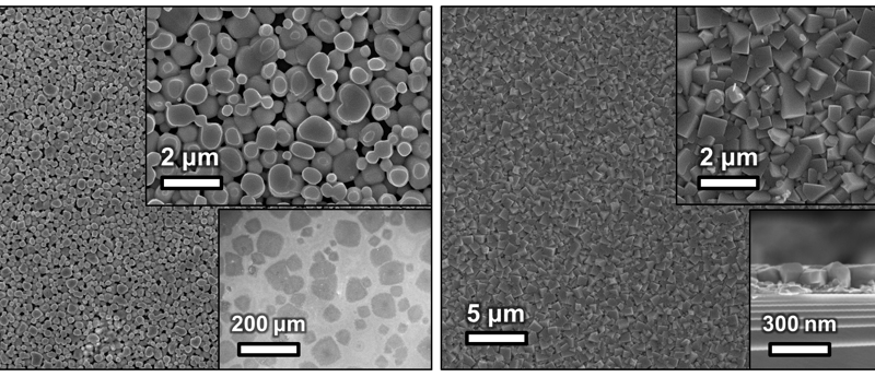 How to obtain highly crystalline organic-inorganic perovskite films for solar cells