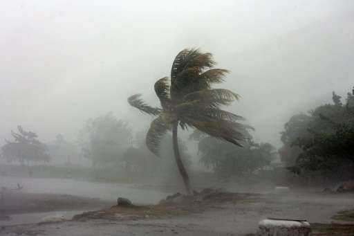 Hurricane Irma is forecast to reach the Caribbean on Tuesday