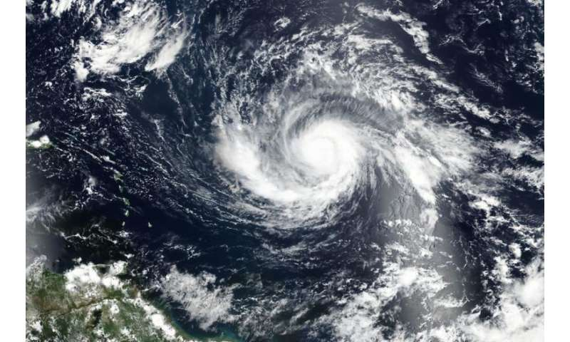 Hurricanes may be getting more severe – do we need a whole new category to describe them?