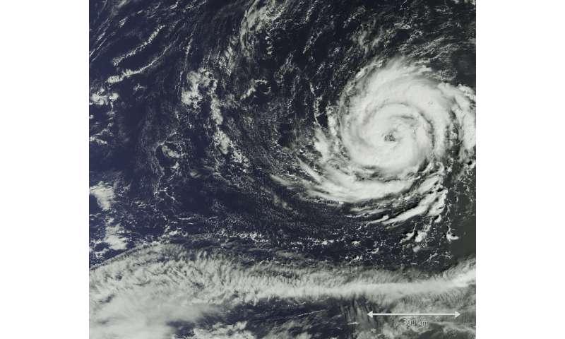 Image: Hurricane Ophelia