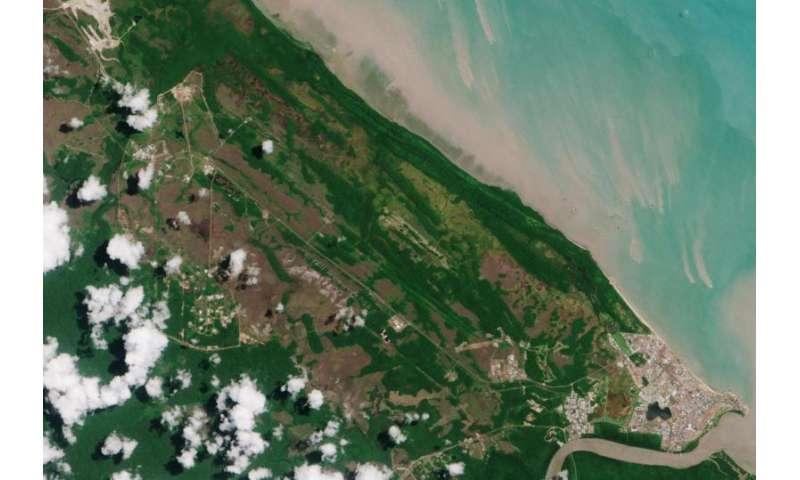 Image: Kourou, French Guiana