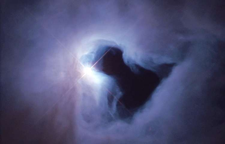 Image: Reflection nebula NGC 1999