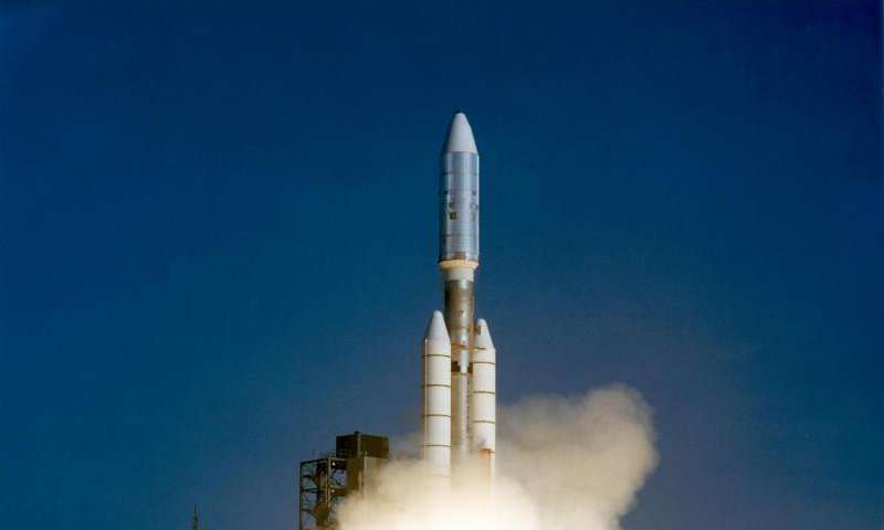 Image: Voyager 1 Launches aboard titan III/Centaur