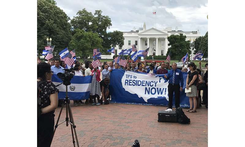 Immigrants on Temporary Protected Status more civically engaged