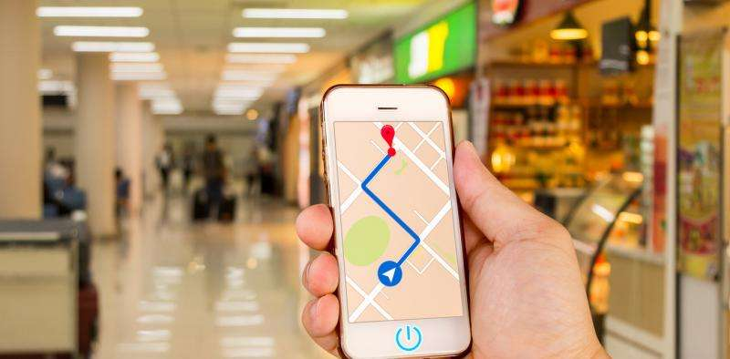 'Indoor GPS' could stop you getting lost – or going hungry – ever again