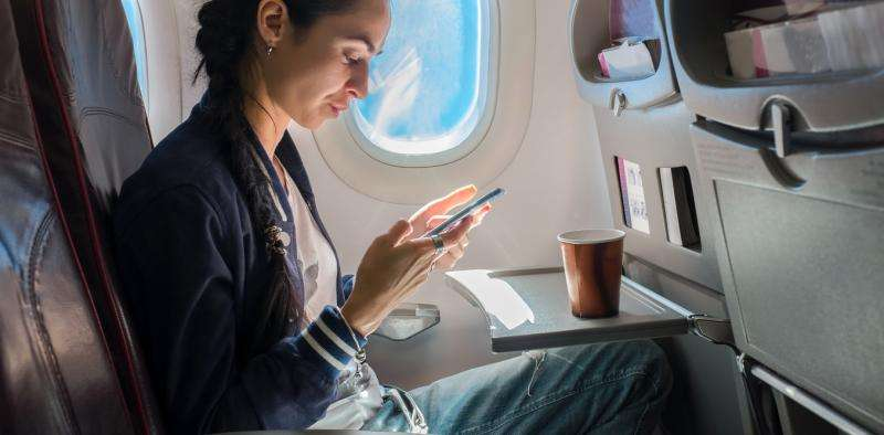 Inflight Wi-Fi highlights challenges of satellite broadband delivery on land and in the sky