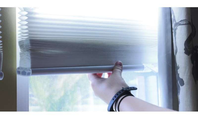 Injuries from window blinds send two children to the emergency department every day