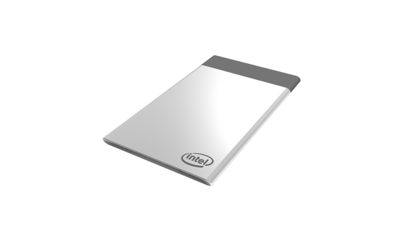 Intel announces Compute Card, offers brain power for smart gadgets, kiosks