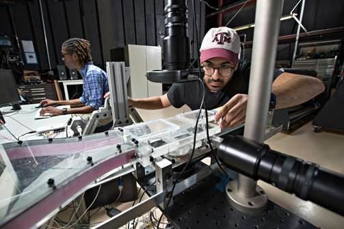 Interfacial dynamics research may make industry machines safer, more efficient