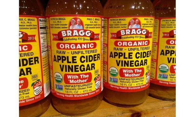Is apple cider vinegar really a wonder food?