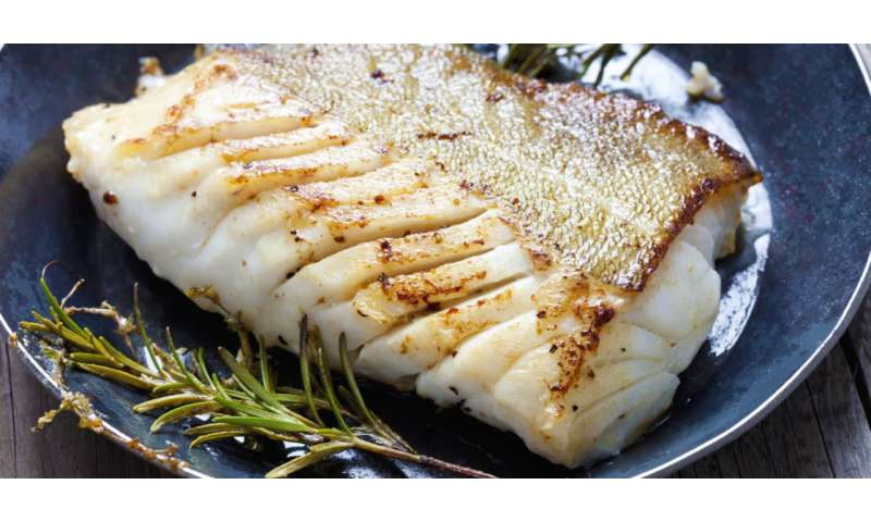 Is frozen cod just as good as fresh?