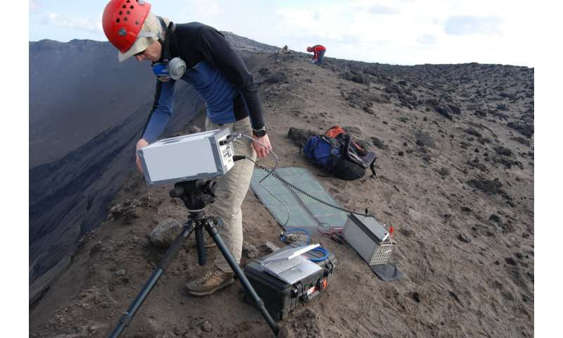 Is it gonna blow? Measuring volcanic emissions from space