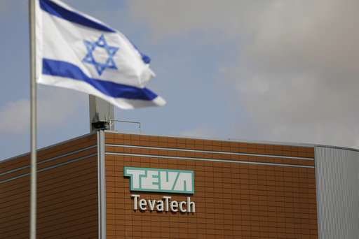 Israeli drugmaker Teva to cut quarter of global work force