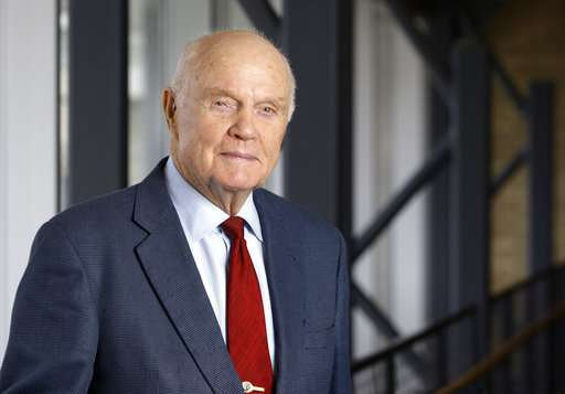 John Glenn's Ohio birthplace to get historic marker