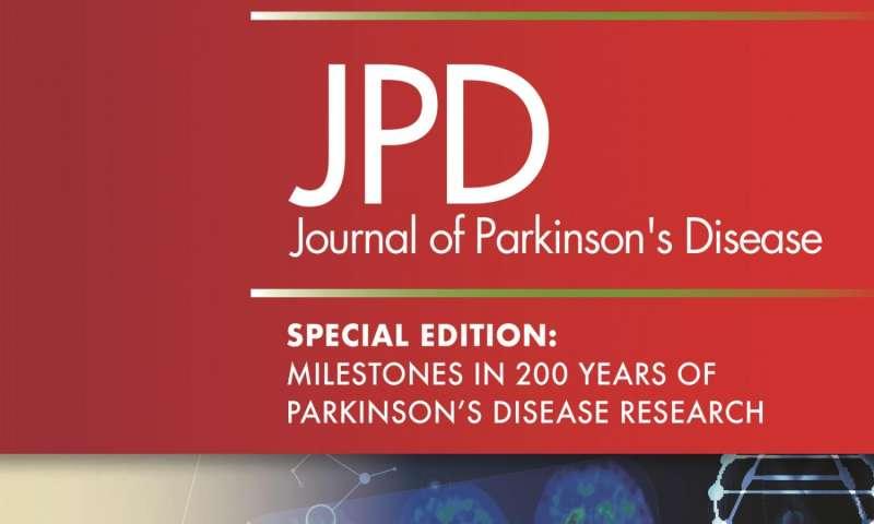 Journal of Parkinson's Disease celebrates key breakthroughs