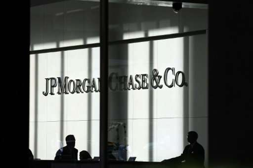 JPMorgan Chase CFO Marianne Lake praised the potential of new digital currency technologies, while avoiding commenting directly