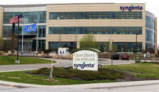 Kansas jury awards $218M to farmers in Syngenta GMO suit
