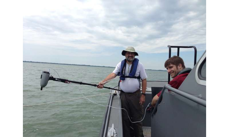 Kent State professor works with NASA Glenn & others to improve Lake Erie's water quality