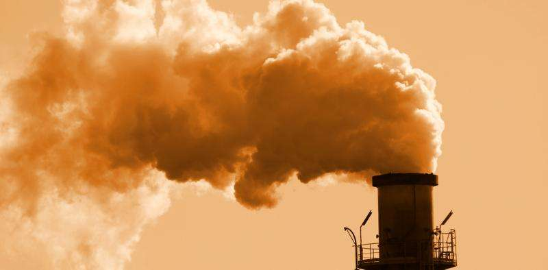 Key greenhouse gases higher than any time over last 800,000 years