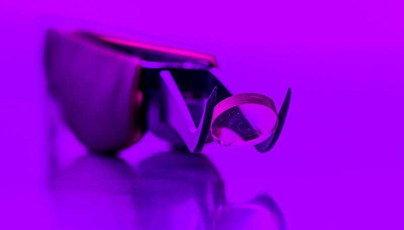 Lab breakthrough in 3-D printing of glass