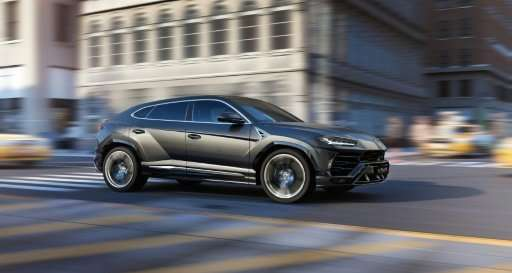 Lamborghini has revealed its new luxury SUV, the Urus, in a bid to capture the attention of the world's wealthier drivers