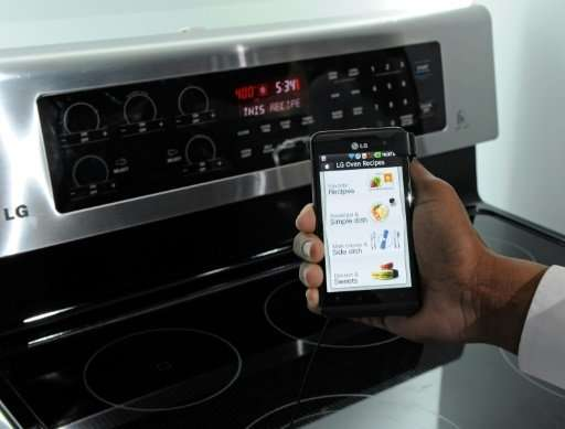 LG's internet-connected ovens can be remotely set to pre-heat, meaning malicious hackers could create a potential safety risk