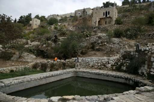 Lifta, a reportedly centuries-old village on the outskirts of Jerusalem, is at the centre of a preservation fight over an Israel