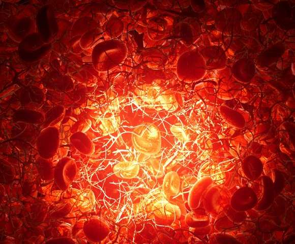 Light beam replaces blood test during heart surgery