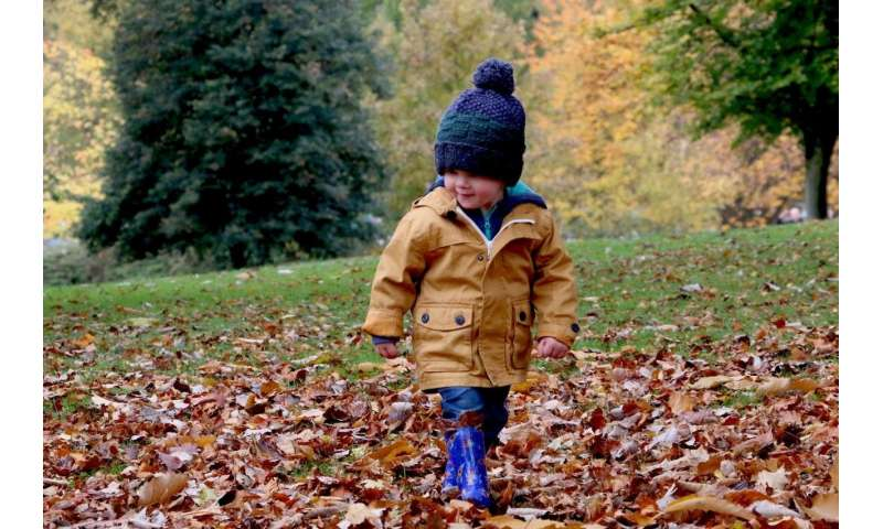 Living close to green spaces is associated with better attention in children