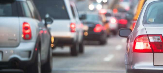 Living near busy roads may be bad for heart patients' health