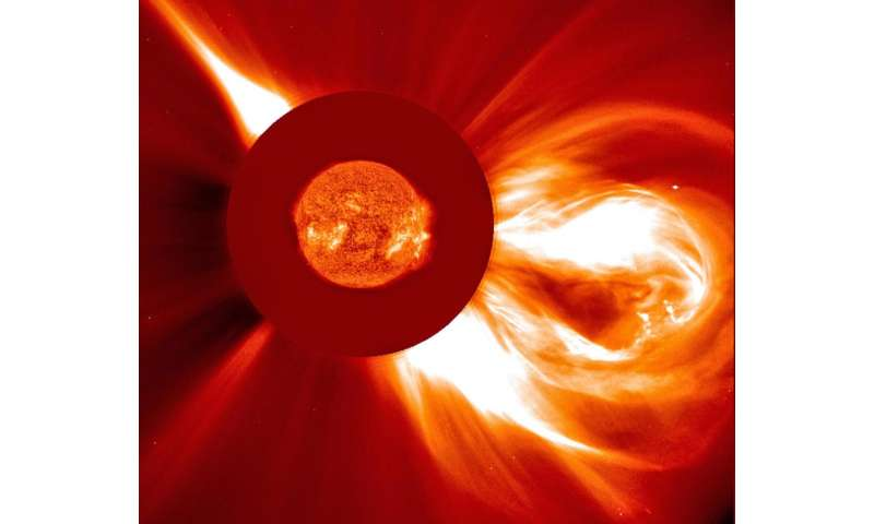 Living with a star: NASA and partners survey space weather science